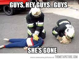 cpr guys shes gone