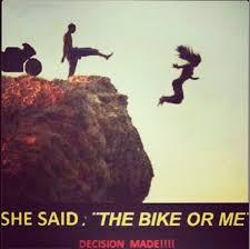 bike or me