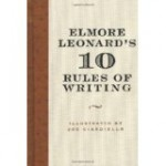 elmore leonard ten rules