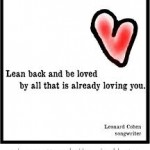 lc lean back and be loved