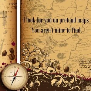 pretend maps